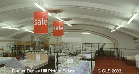 Former Dudley Hill PH interior
