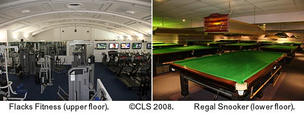 Fitness and Snooker Centre 2008