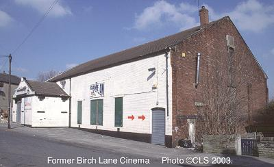 Bradford West Bowling Cinemas History
