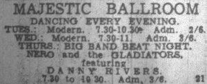 Concerts Amp Package Tours 1961 March April