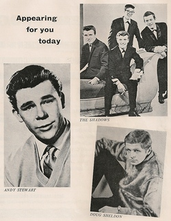 Concerts package tours 1962 march april for Spence street swimming pool leicester