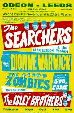 Image result for searchers dionne warwick